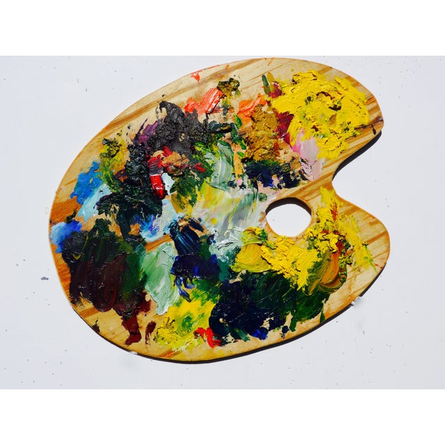 French Artist Palette - Image 2 of 5