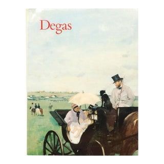 Degas Art Book For Sale