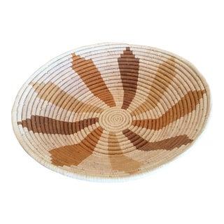 African Bukedo-Raffia Bowl