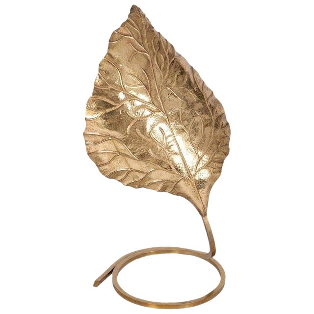 Carlo Giorgi Brass Table Lamp, Italy, 1970s For Sale