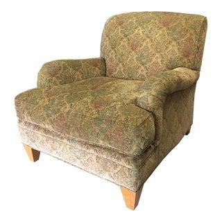 Transitional Club Chair