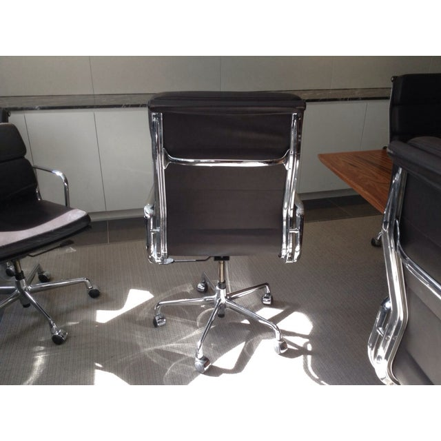 Eames Inspired Soft Pad High Back Chair - Image 4 of 6