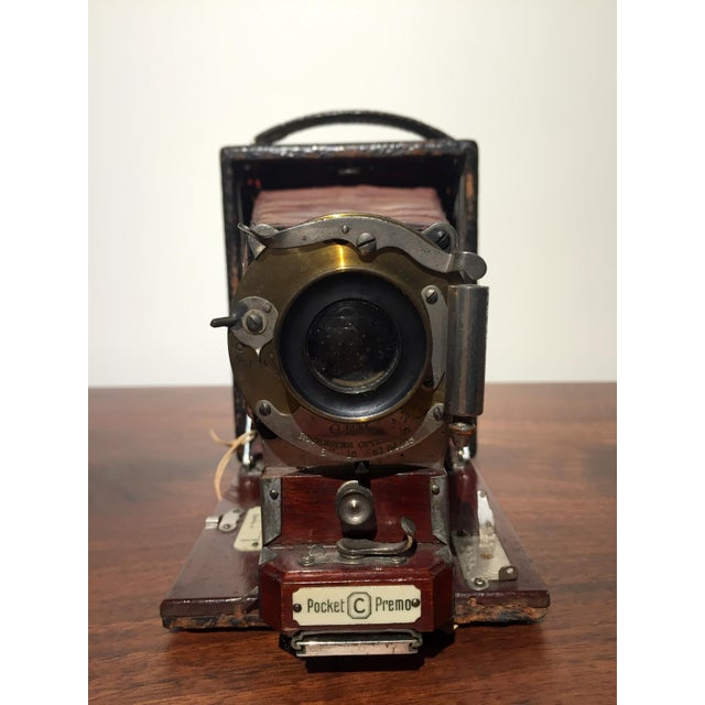 Antique Rochester Optical Co. Camera For Sale - Image 4 of 6