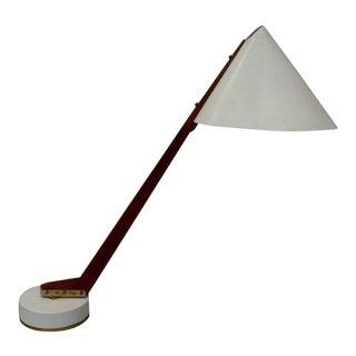 Hans Agne Jakobsson Swivel Base Desk Lamp For Sale