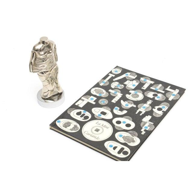 Mid-Century Modern La Mini Cariatide Miguel Berrocal Puzzle Sculpture For Sale - Image 3 of 11