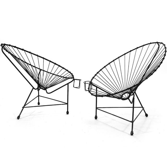 Pair of Acapulco Chairs For Sale - Image 11 of 11