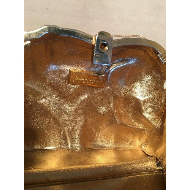 Rare Judith Leiber Swarovski Crystal Elephant Minaudiere Evening Bag Clutch For Sale In Philadelphia - Image 6 of 10