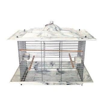 Mid Century Bakelite Bird Cage For Sale