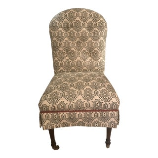 Charles Stewart Slipper Chair