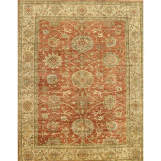 Pasargad Sultanabad Traditional Rug - 9′8″ × 10′ For Sale