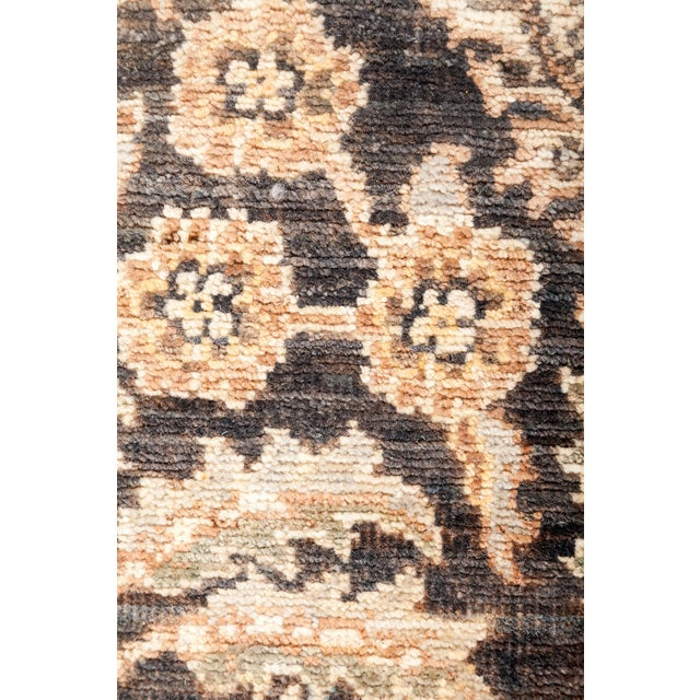 "Oushak Hand Knotted Area Rug - 8' 0"" X 9' 7"" - Image 3 of 4"