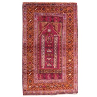Antep Prayer Rug For Sale