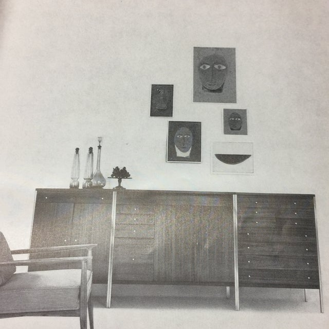 1950s 1950s Vintage Interiors Architecture Magazine For Sale - Image 5 of 12