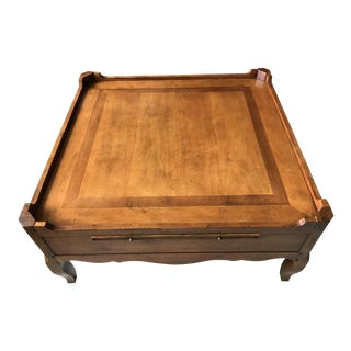 Baker Milling Road Coffee Table For Sale