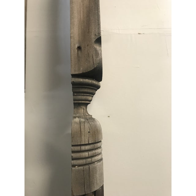 American Antique Architectural Columns - a Pair For Sale - Image 3 of 6