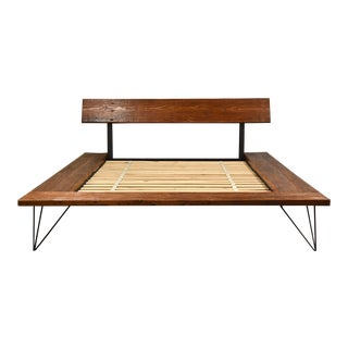 Barn Wood Rustic Queen Bed For Sale