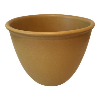 Vintage Bennington Potters Ceramic Bowl