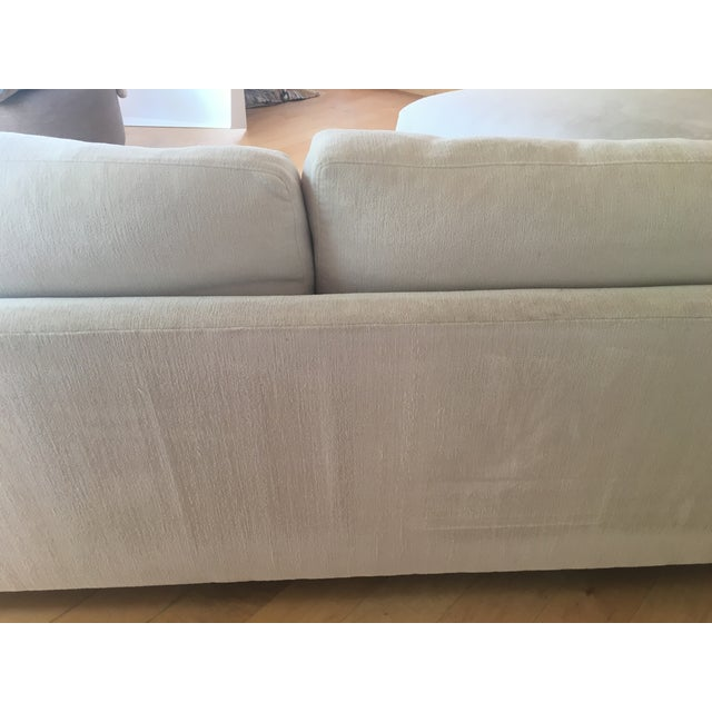 Off White Sectional Sofa - Image 5 of 9