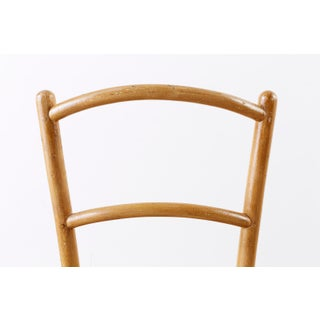 Pair of J. And J. Kohn Austrian Bentwood and Cane Chairs Preview