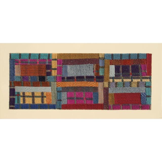 Missoni for the Saporiti Italia Collection. Artist: Ottavio Missoni, Italian (1921 - 2013) Title: No. 3 - Rectangles Year:...