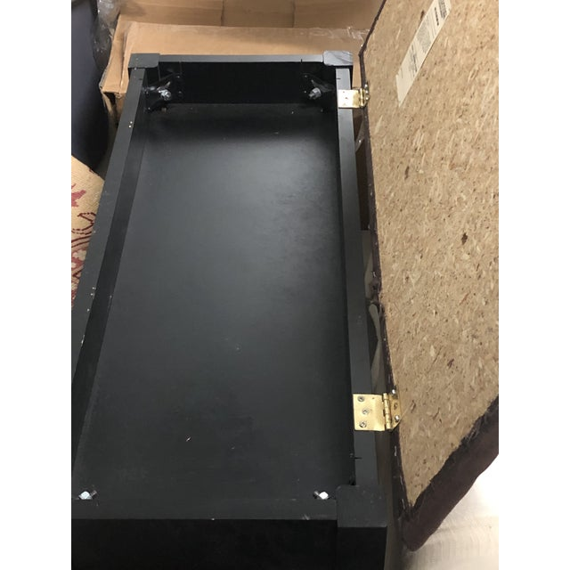 2000 - 2009 Steinway Duet Piano Bench For Sale - Image 5 of 6