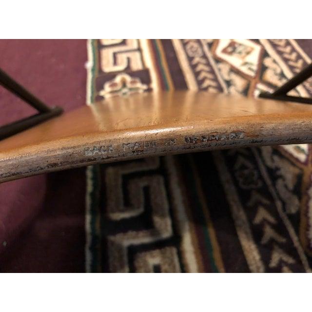 Vintage Kofod Larsen Penguin Rocking Chair For Sale - Image 11 of 12