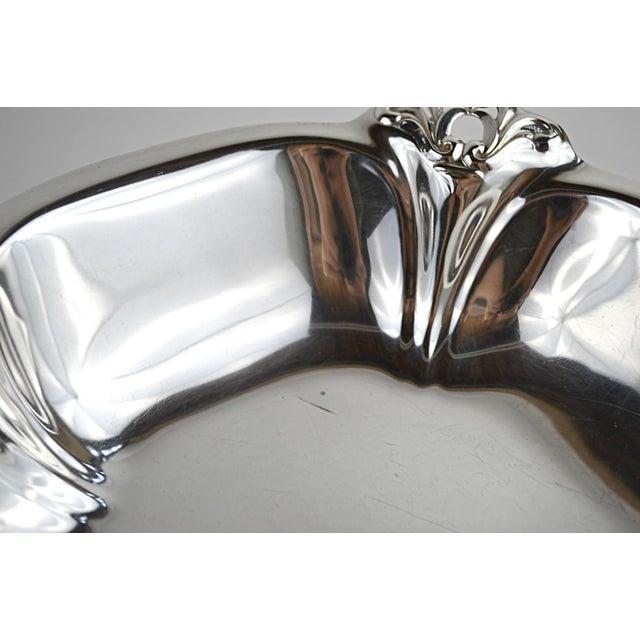 International Silver Royal Danish Sterling Vegetable Bowl - Image 6 of 9