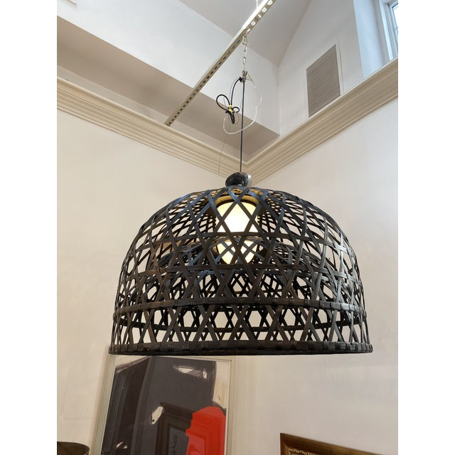 Black Moooi Emperor Suspension Lamp For Sale - Image 8 of 8