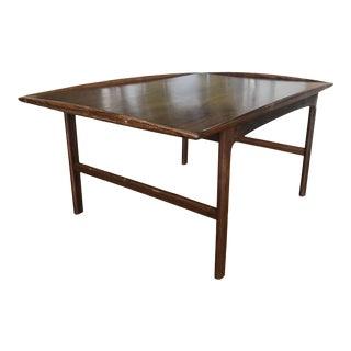 Danish Modern Folke Ohlsson Frisco Coffee Table Mid Century Modern For Sale