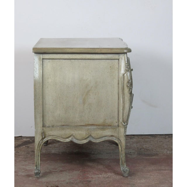Louis XV 20th Century Louis XV Style Nightstands - a Pair For Sale - Image 3 of 5