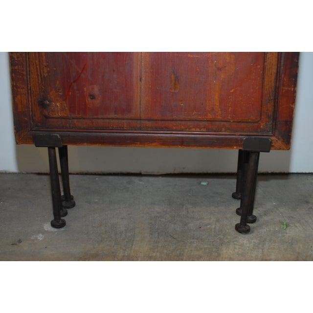 19th Century Lattice Panel Screen For Sale - Image 9 of 9