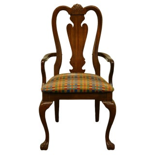 Late 20th Century Vintage American Drew American Independence Collection Chair For Sale