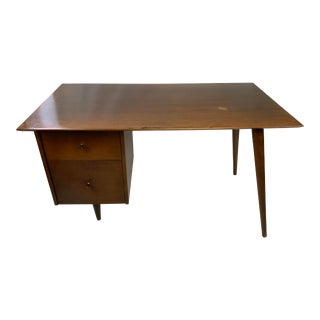 Paul McCobb Planner Group Mid Century Desk For Sale