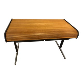 George Nelson for Herman Miller Vintage Action Office Rolltop Desk For Sale