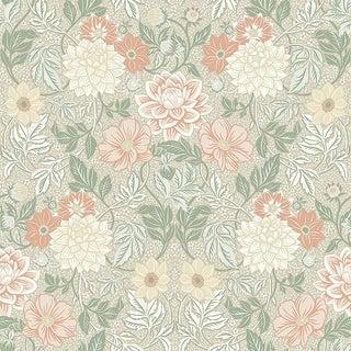 Dahlia Garden Wallpaper by Borastapeter Wallpaper - Price Per Roll For Sale