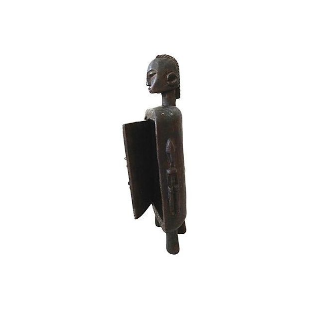 African Dogon Wood Box For Sale In New York - Image 6 of 6