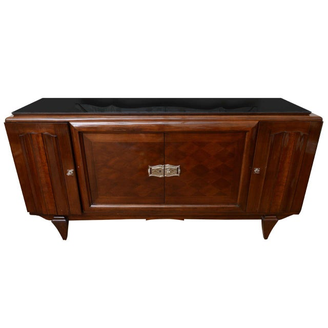 French Art Deco Credenza Sideboard - Image 1 of 10