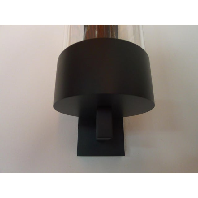 Contemporary Hurricane Sconces by Paul Marra For Sale In Los Angeles - Image 6 of 7