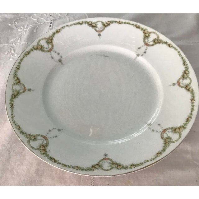 Mid-Century Modern Vintage China Table Setting For Sale - Image 3 of 10