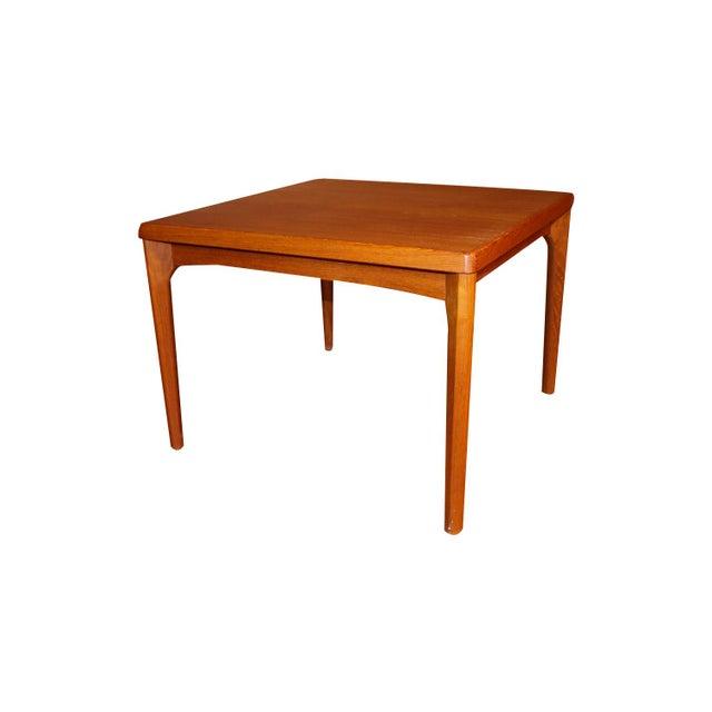 1970s Mid Century Vejle Stole Mobelfabrik Danish Side Table For Sale - Image 5 of 11