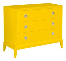 Image of Yellow Dressers and Chests of Drawers