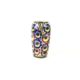 German Art Pottery Flower Vase Preview
