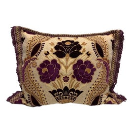Image of Beige Pillow Shams