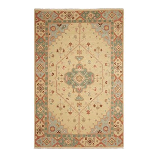"Nourison Nourmak Soumak Wool Flat Rug - 9'10"" X 13'10"" For Sale"