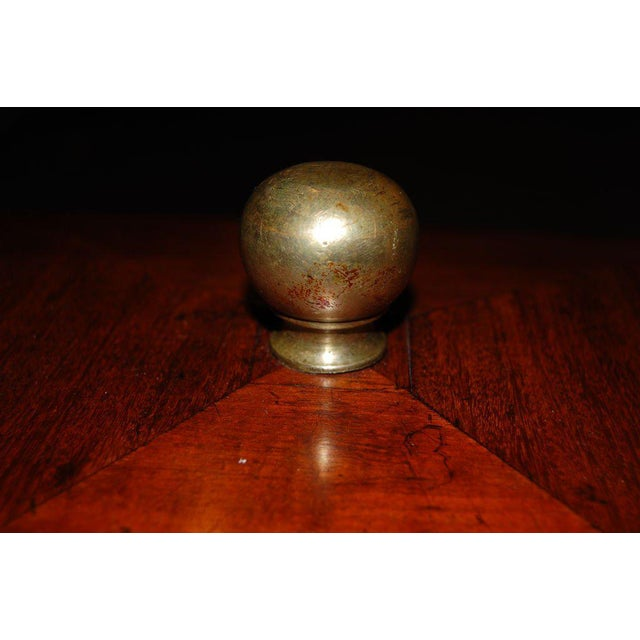 Mid 19th Century 19th Century Tall Wooden Storage Box For Sale - Image 5 of 7