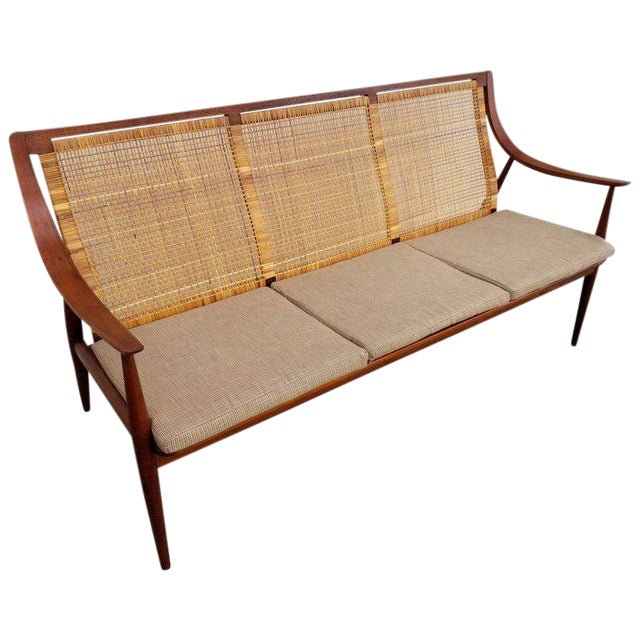 Danish Modern Sofa by Peter Hvidt and Orla Mølgaard-Nielsen For Sale