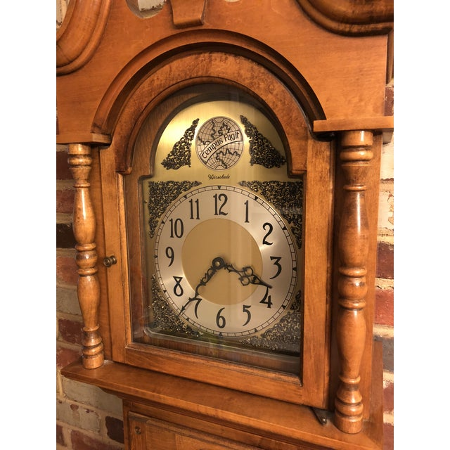 1972 Herschede grandfather clock. Bought by my grandparents for their 27th Christmas together. It has sentimental value to...