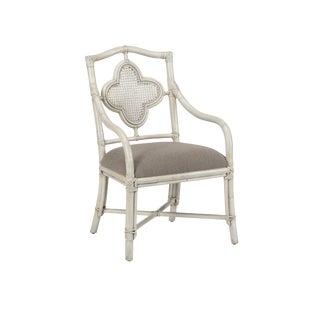 Selene Arm Chair in White