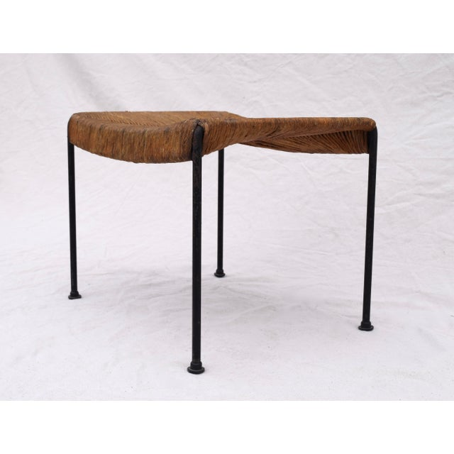 Arthur Uminoff Iron Benches - a Pair - Image 8 of 11