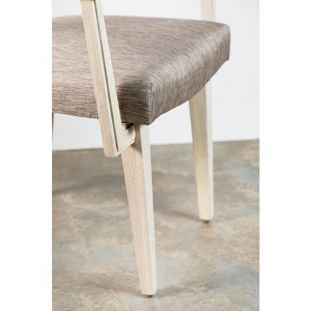 Not Yet Made - Made To Order Modern Klismos Chair by Paul Marra For Sale - Image 5 of 8